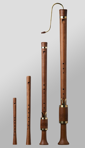 Renaissance recorders