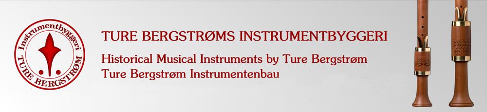 Ture Bergstrøms Instrumentbyggeri